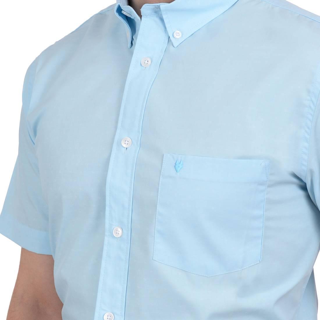 042201432426-04-Camisa-Casual-Manga-Corta-Botton-Down-Falso-Liso-Classic-Fit-Menta-yale