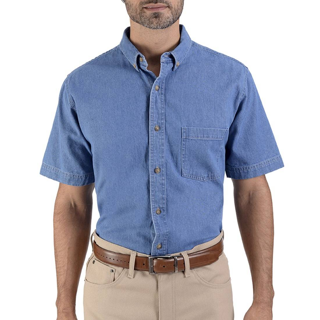 042368351614-01-Camisa-Mezclilla-Manga-Corta-Classic-Fit-Stone-Bleach-yale