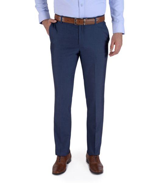 010078113514-01-Pantalon-de-Vestir-Sin-Pinzas-Modern-Slim-Fit-Cintura-Ajustable-Azul-Plumbago-yale