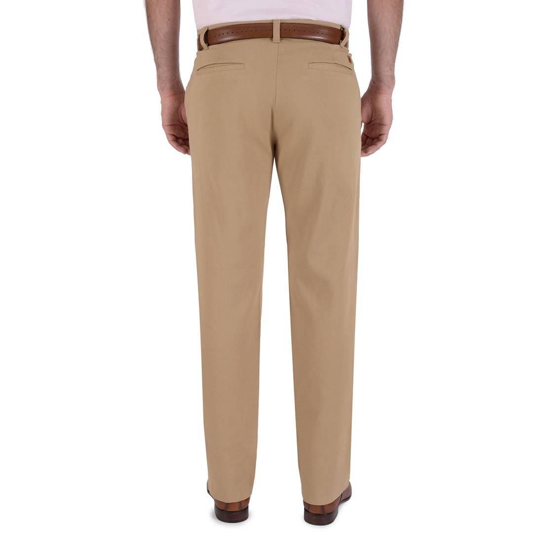 010811074467-02-Pantalon-Casual-Sin-Pinzas-Classic-Fit-Kaki-yale