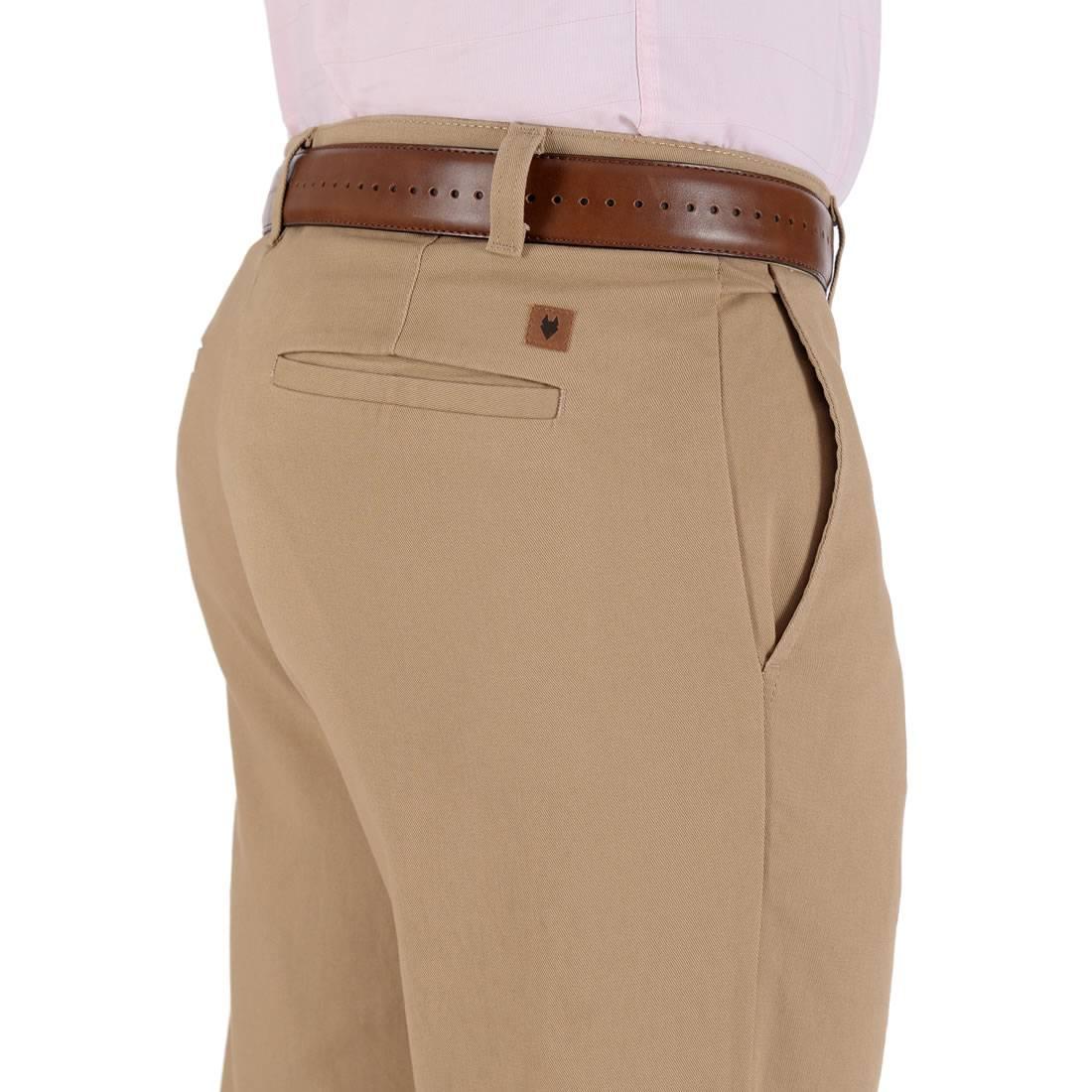 010811074467-04-Pantalon-Casual-Sin-Pinzas-Classic-Fit-Kaki-yale