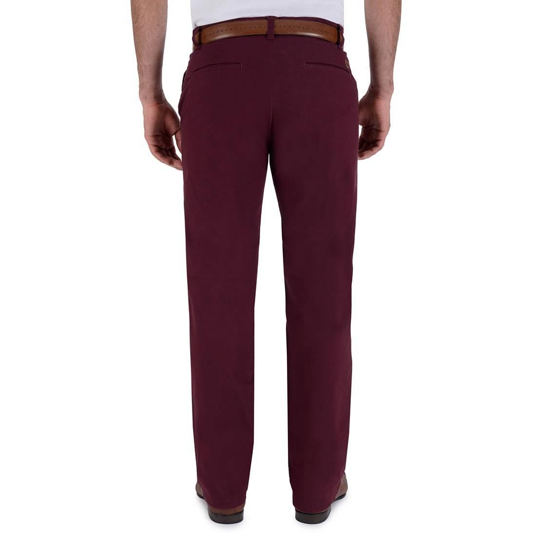 010811077434-02-Pantalon-Casual-Sin-Pinzas-Classic-Fit-Con-Elastano-Vino-yale