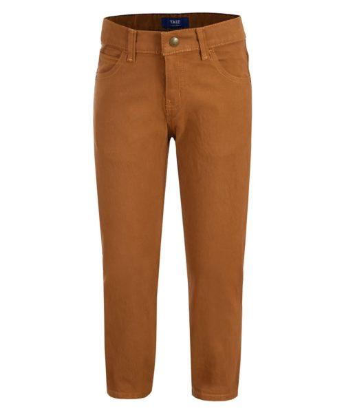 021402096670-01-Pantalon-Vaquero-Boys-Boot-Cut-Con-Elastano-Cintura-Ajustable-Mostaza-yale