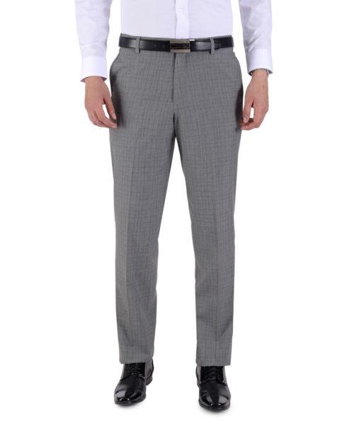 010067116406-01-Pantalon-de-Vestir-Sin-Pinzas-Classic-Fit-Cintura-Ajustable-Gris-yale