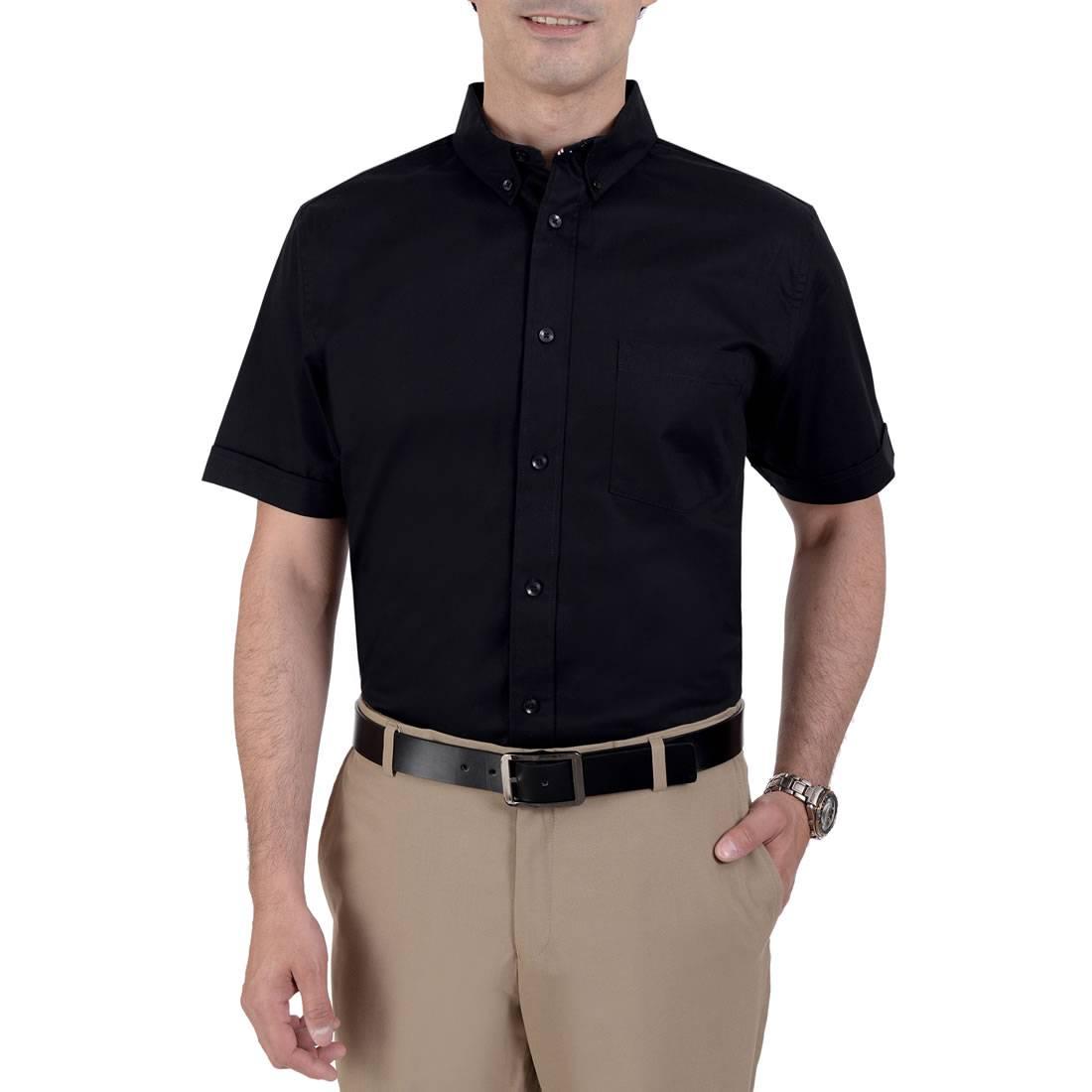 042331381709-01-Camisa-Manga-Corta-classic-Fit-Negro-yale