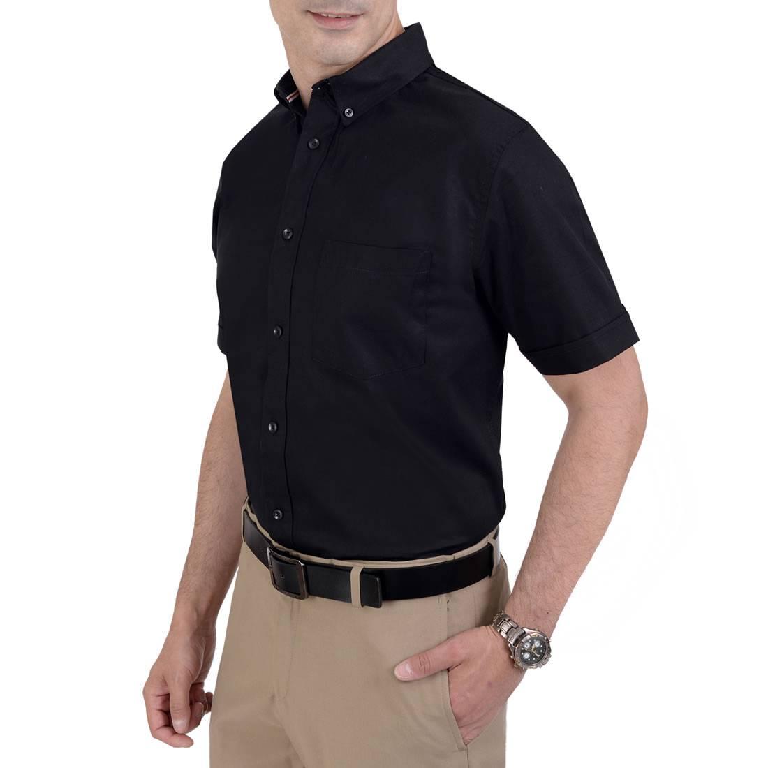 042331381709-02-Camisa-Manga-Corta-classic-Fit-Negro-yale