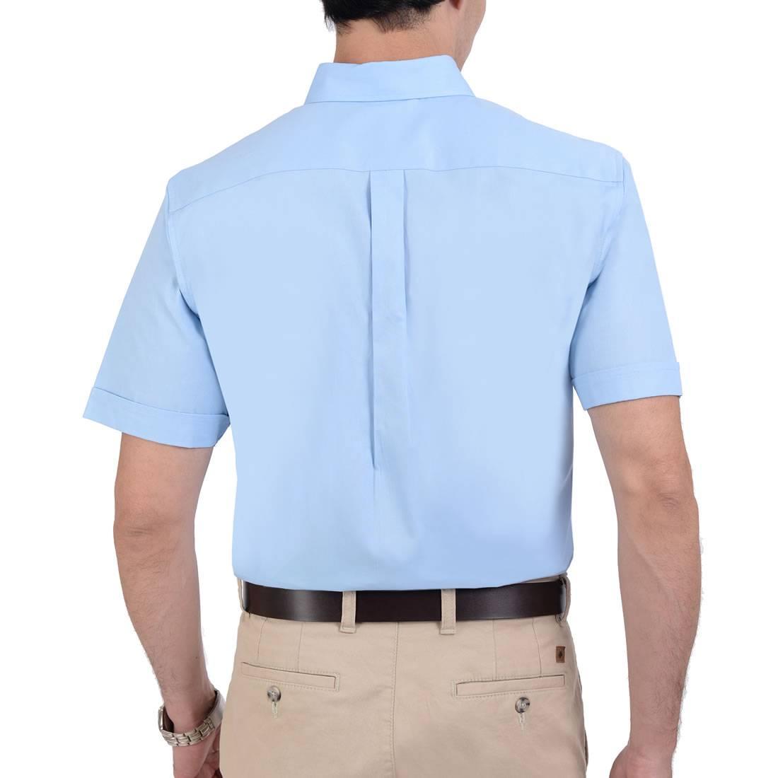 042331381711-03-Camisa-Manga-Corta-classic-Fit-Azul-Cielo-yale