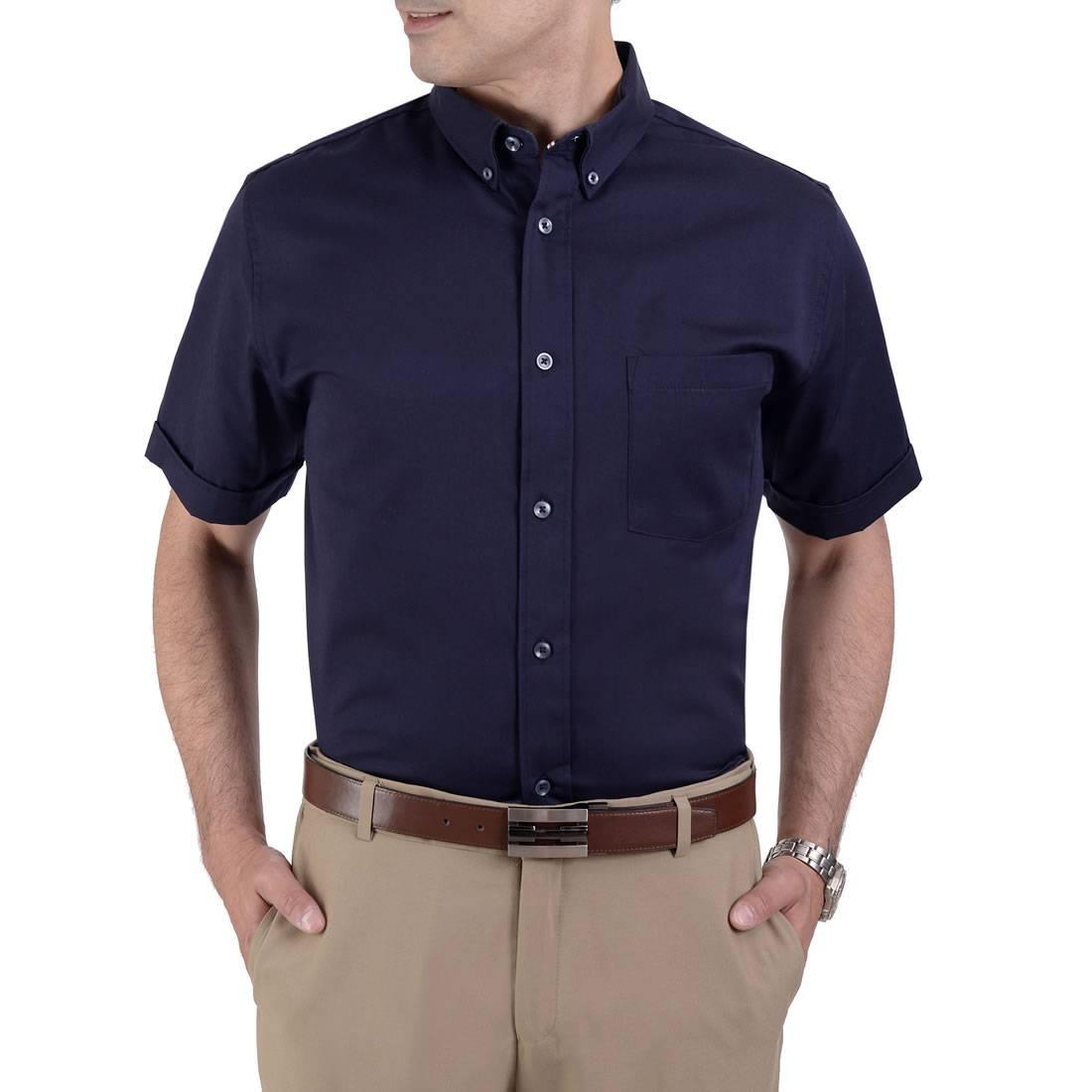 042331381719-01-Camisa-Manga-Corta-classic-Fit-Marino-yale