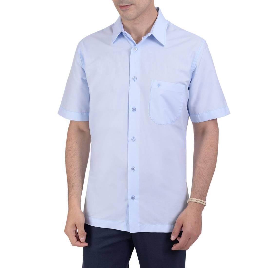 042379432110-01-Camisa-Casual-Manga-Corta-Classic-Fit-Azul-yale