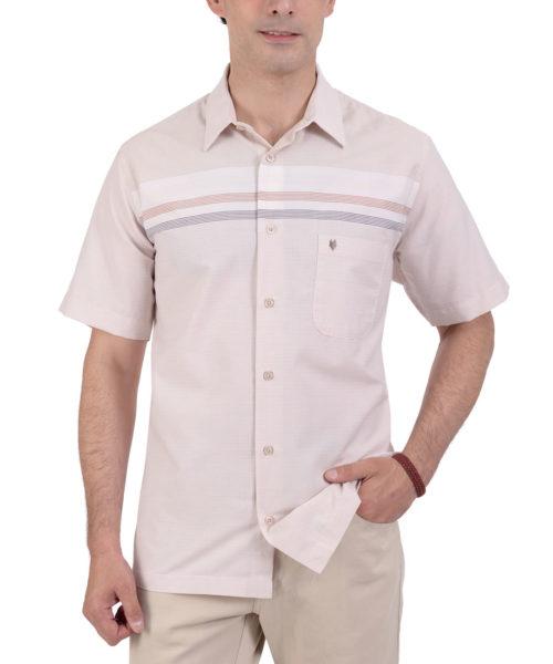 042379433161-01-Camisa-Casual-Manga-Corta-Classic-Fit-Beige-yale